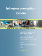 Intrusion prevention system A Complete Guide