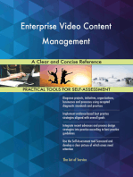 Enterprise Video Content Management A Clear and Concise Reference