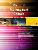 Microsoft Management Console A Complete Guide