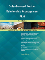 Sales-Focused Partner Relationship Management PRM Third Edition