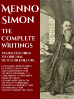 Menno Simon