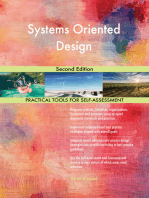 Systems Oriented Design Second Edition