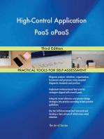 High-Control Application PaaS aPaaS Third Edition