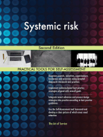 Systemic risk Second Edition