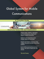 Global System for Mobile Communications A Complete Guide