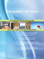 Ecosystem services The Ultimate Step-By-Step Guide