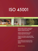 ISO 45001 Second Edition
