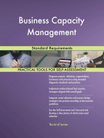 Business Capacity Management Standard Requirements