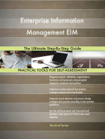 Enterprise Information Management EIM The Ultimate Step-By-Step Guide