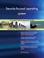Security-focused operating system Complete Self-Assessment Guide