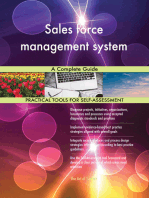 Sales force management system A Complete Guide