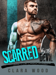 Scarred by the Devil: A Bad Boy Motorcycle Club Romance (Iron Soldiers MC)