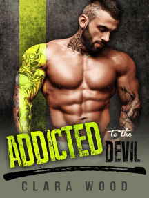 Addicted to the Devil: A Bad Boy Motorcycle Club Romance (Hell Fire MC)