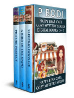 Happy Bear Cafe Series Books 5-7