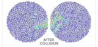What Happens When Nanoparticles Collide
