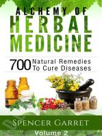 Alchemy of Herbal Medicine - Volume 2