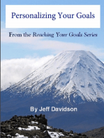 Personalizing Your Goals
