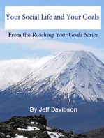 Your Social Life and Your Goals