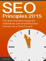 SEO Principles 2015