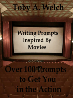 Writing Prompts Inspired By Movies