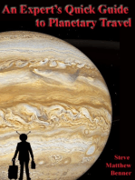 An Expert's Quick Guide to Planetary Travel