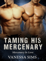 Taming His Mercenary