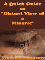 "A Quick Guide to ""Distant View of a Minaret"""