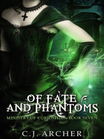 Of Fate and Phantoms (Book 7 in the Ministry of Curiosities series)