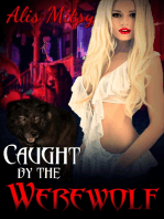 Caught by the Werewolf Shifter
