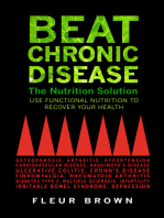 Beat Chronic Disease - The Nutrition Solution