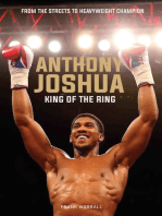 Anthony Joshua - King of the Ring