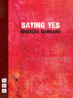 Saying Yes (NHB Modern Plays)