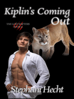 Kiplin's Coming Out (Lost Shifters #32)