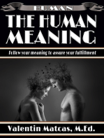 The Human Meaning