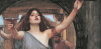 Restoring Power To The Women Of Ancient Myth