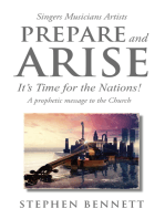 Prepare and Arise