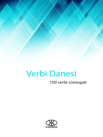 Verbi danesi (100 verbi coniugati)