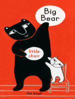 Big Bear Little Chair