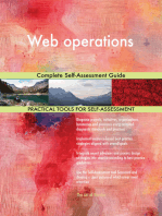 Web operations Complete Self-Assessment Guide