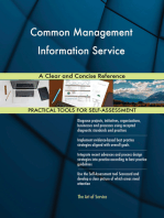 Common Management Information Service A Clear and Concise Reference