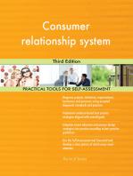 Consumer relationship system Third Edition