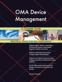 OMA Device Management A Complete Guide