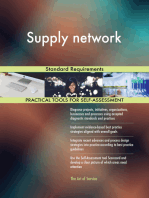 Supply network Standard Requirements