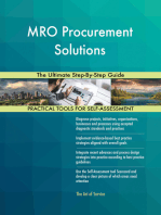 MRO Procurement Solutions The Ultimate Step-By-Step Guide