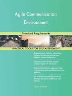 Agile Communication Environment Standard Requirements