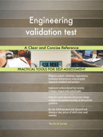 Engineering validation test A Clear and Concise Reference