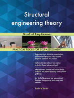 Structural engineering theory Standard Requirements