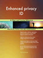 Enhanced privacy ID A Clear and Concise Reference
