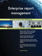 Enterprise report management A Clear and Concise Reference