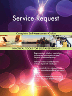 Service Request Complete Self-Assessment Guide